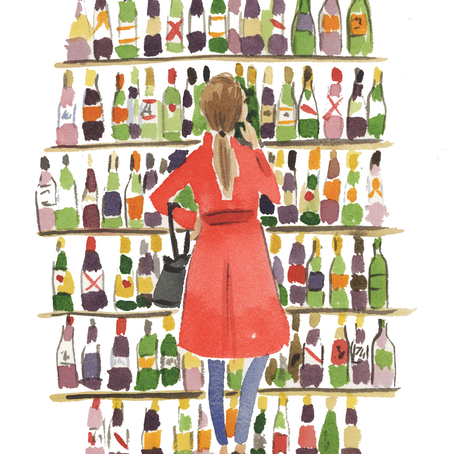 What your wine descriptions say about you