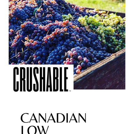 CRUSHABLE'S Canadian Low Intervention Winery Guide