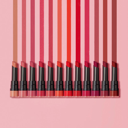 BOURJOIS LIPSTICK ANIMATION