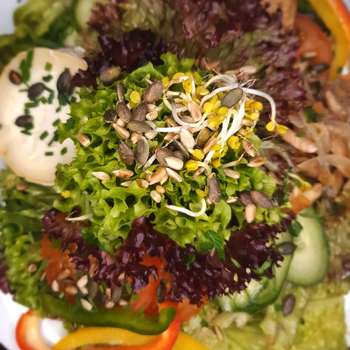 Salatvariationen