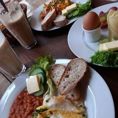 Englisch Breakfast