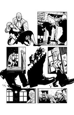 Kayfabe: Agente Luchador pg2