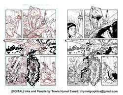 Super Hero Sample page 4