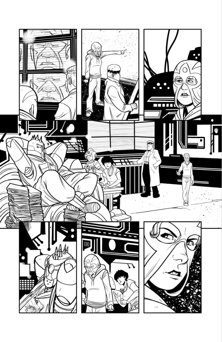 Pg 4 from LUCHA #2