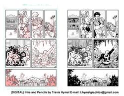 Super Hero Sample page 5