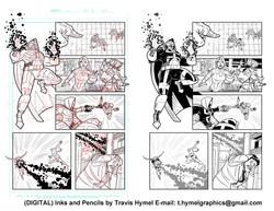 Super Hero Sample page 3