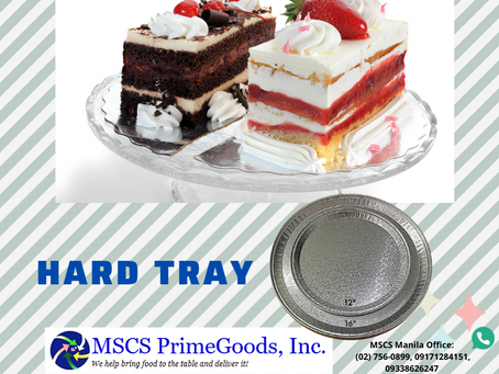 Hard Tray Supplier