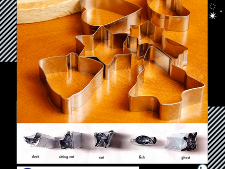 Cookie Cutter Supplier