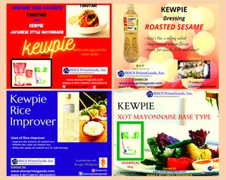 Kewpie Supplier