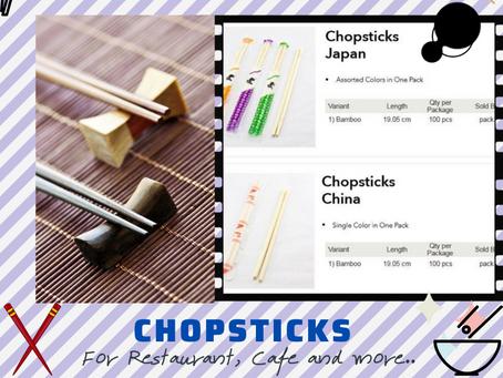 Bamboo Chopsticks Supplier