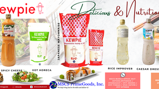 Kewpie Philippines Flagship Products
