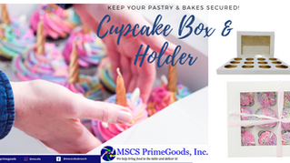 Cupcake Box Supplier