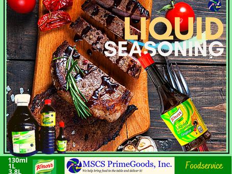 Knorr Liquid Seasoning Supplier
