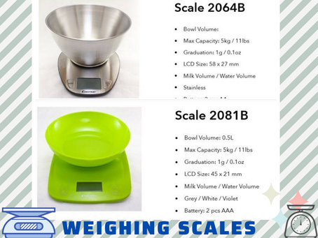 Weighing Scales Supplier