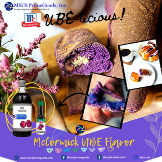 A Sure-Hit UBE Cheese Pandesal Recipe Using McCormick Ube Flavor