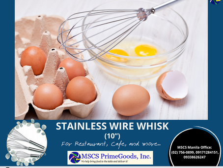 Wire Whisk Supplier