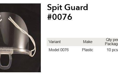 Spit Guard Supplier (MSCS)