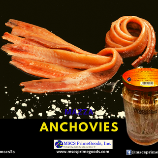 Anchovies Supplier (MSCS)