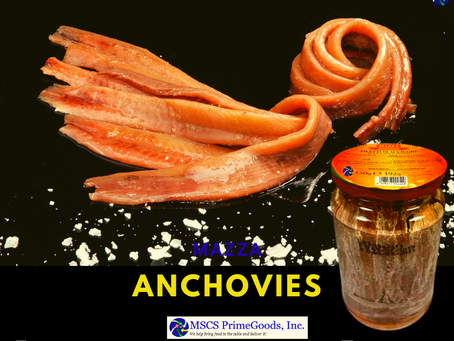 Anchovies Supplier