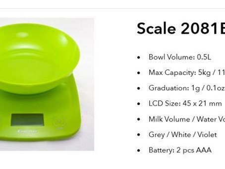 Weighing Scales Supplier (MSCS)
