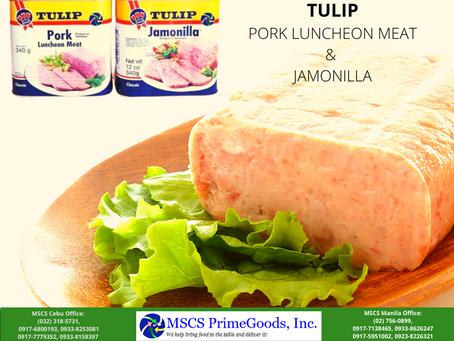 Tulip Luncheon Meat & Jamonilla Supplier
