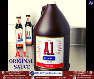 A.1. Original Sauce Supplier