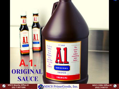 A.1. Original Sauce Supplier