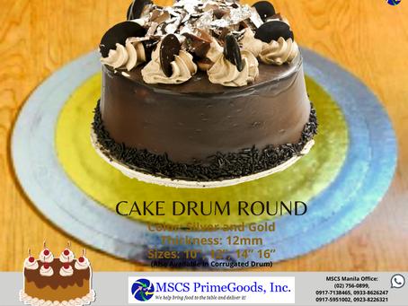 Cake Drum Supplier
