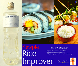 Kewpie Rice Improver Supplier