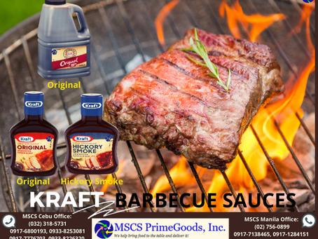 Kraft Barbecue Sauces Supplier