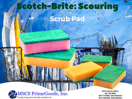 Scotch-Brite Supplier
