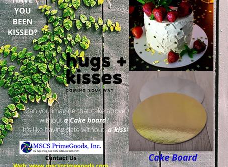 Cake Board Supplier (MSCS)