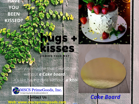 Cake Board Supplier