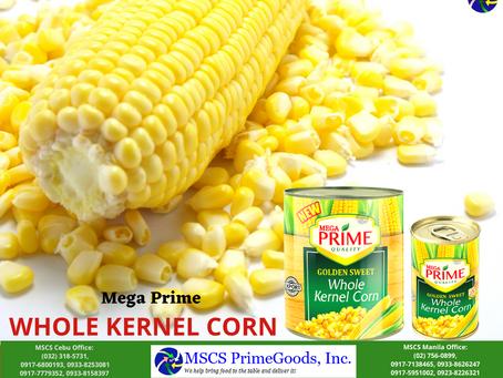 Whole Kernel Corn Supplier