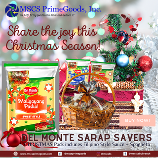 Del Monte Sarap Savers Party Pack Supplier