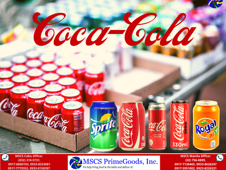 Coca-cola Beverages Supplier