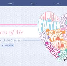 Pieces of Me Website