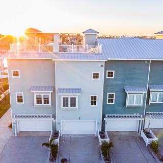 Sun Beam in Port Aranas, TX