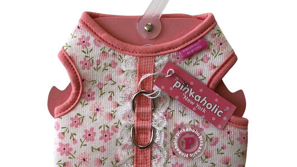 Harnais veste rose Pinkaholic