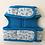Thumbnail: Harnais veste bleu Pinkaholic