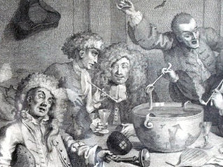 Bitters, Blood and Sand - Four Historic Drink Recipes for the Spring Season