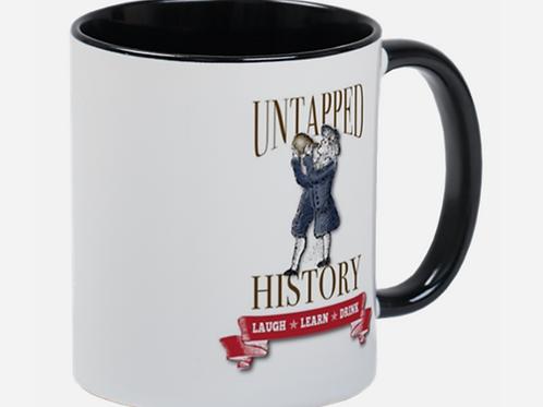 Untapped History Coffee Mug