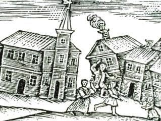 """With a Pounce Like Great Guns"" - The Earthquake of 1727"