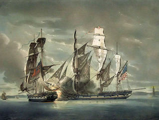 """A Schooner of Forty-Five Tons . . . Intended for the Enemy in Boston"" - Interdiction of B"