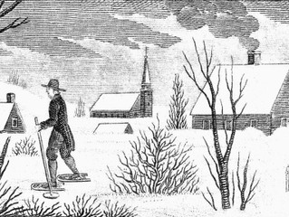 The Great Snow of 1717