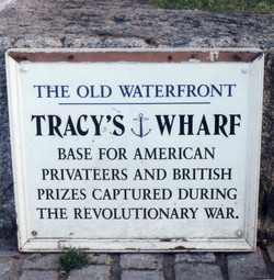 Tracy's Wharf