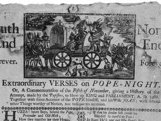 Pope's Night in Colonial Newburyport