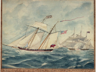 """""""To Cruise Against the Enemies of the United States"""" - The Privateer General Arnold"""