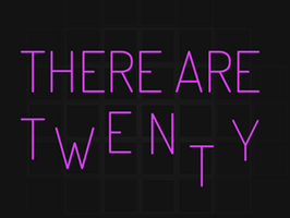 There Are Twenty