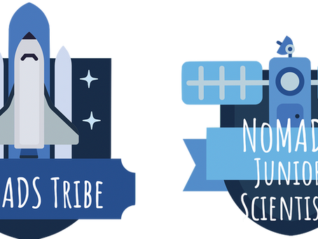 NoMADS Tribe & NoMADS Junior Scientists Competition!